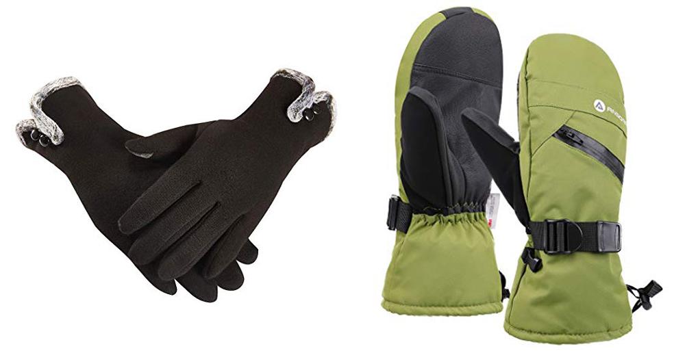 دستکش سرمای شدید