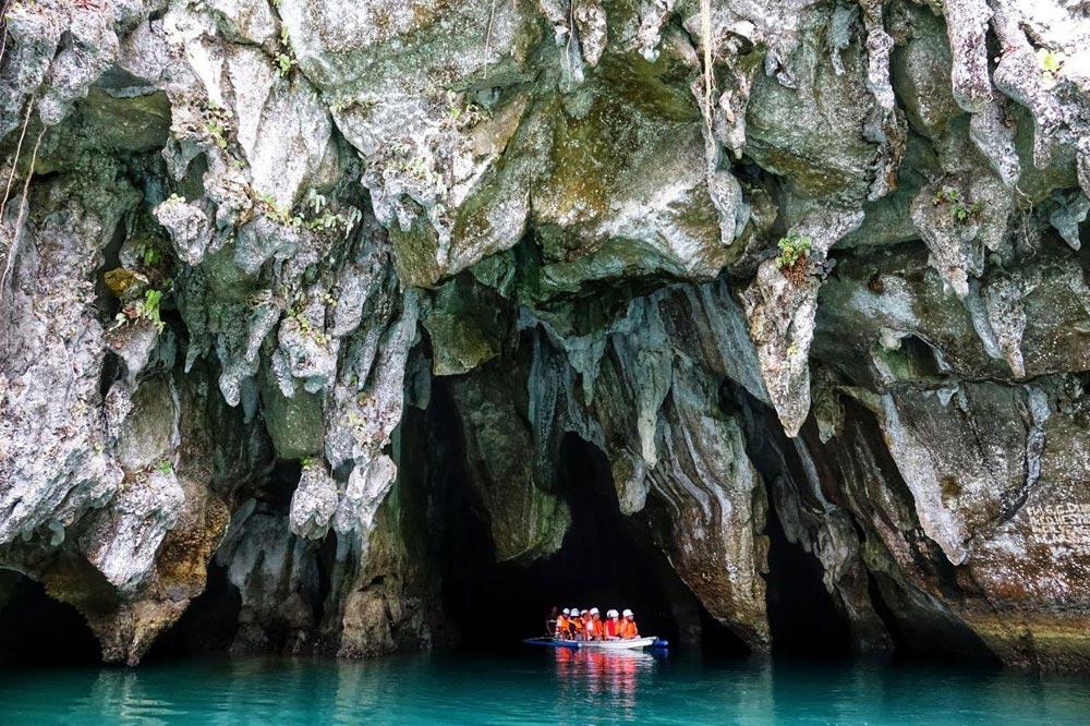 رودخانه-زیرزمینی-فیلیپین