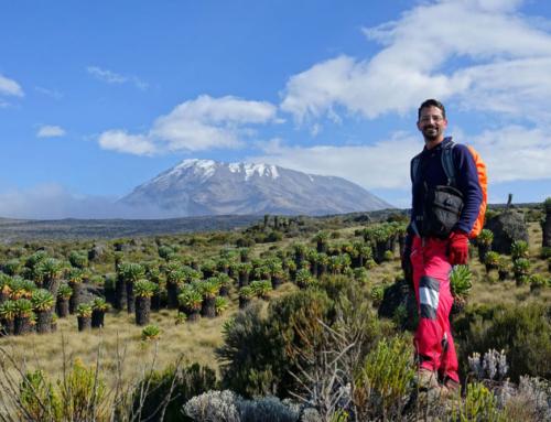 صعود به کلیمانجارو