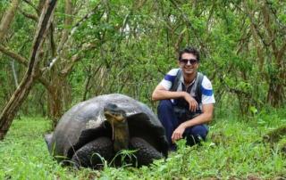 لاکپشت غول پیکر گالاپاگوس