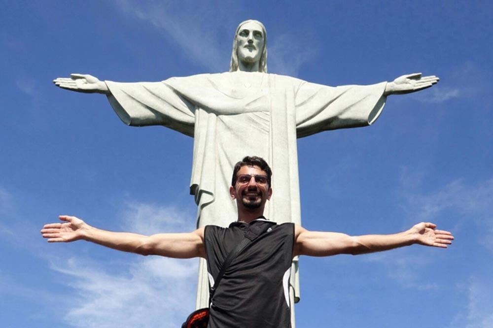 مجسمه-مسیح