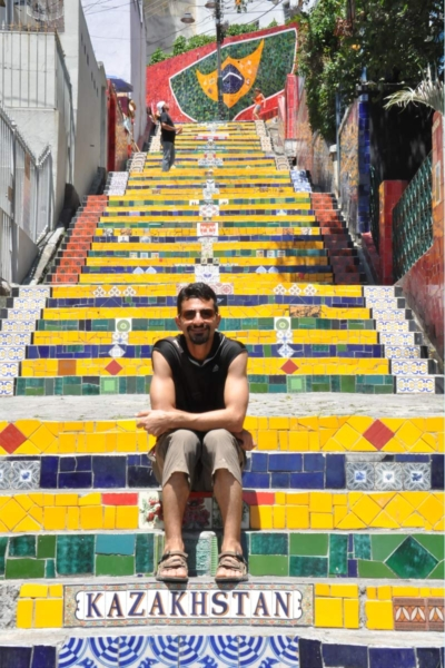 پله-های-سلرون-ریودوژانیرو