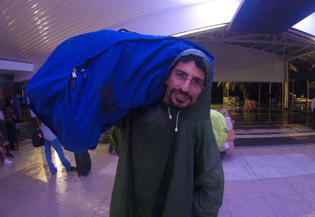 فرودگاه ماله - سفرنامه مالدیو