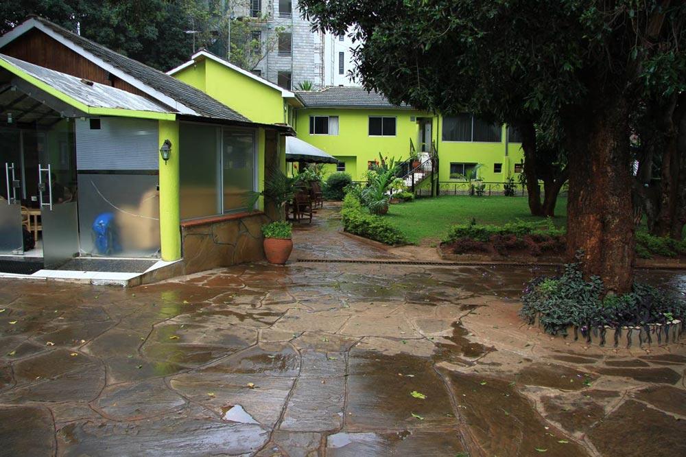 اقامت نایروبی