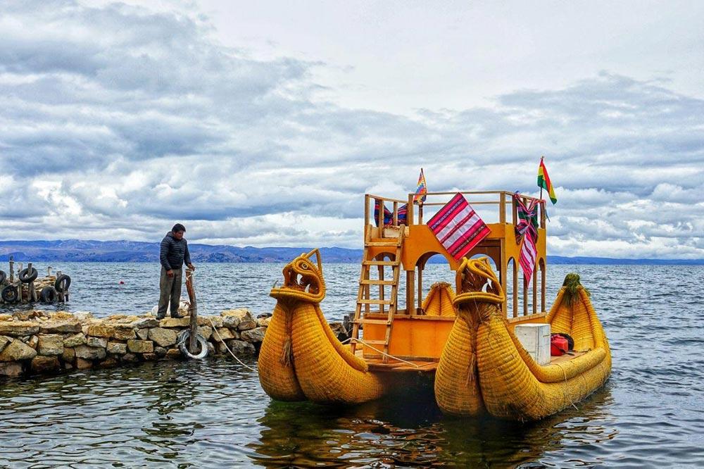 سفرنامه بولیوی