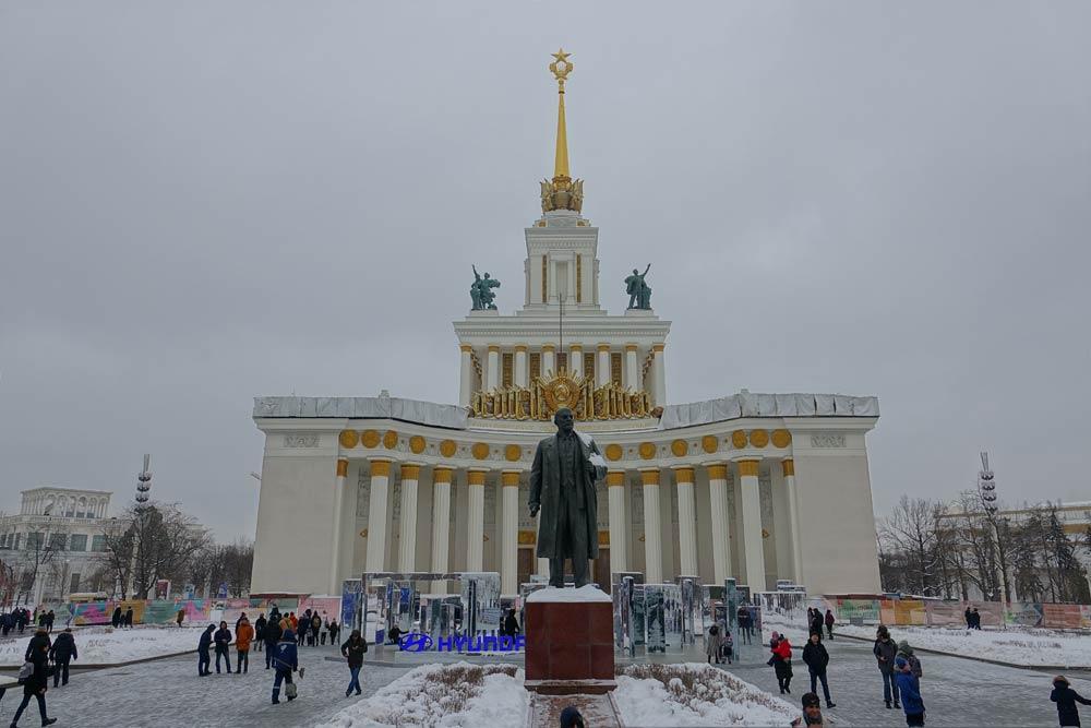 بناهای مهم مسکو