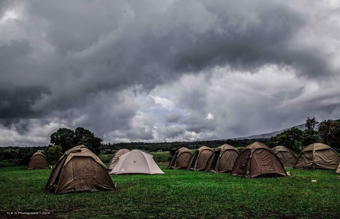 کمپ در آفریقا - کمپ در تانزانیا
