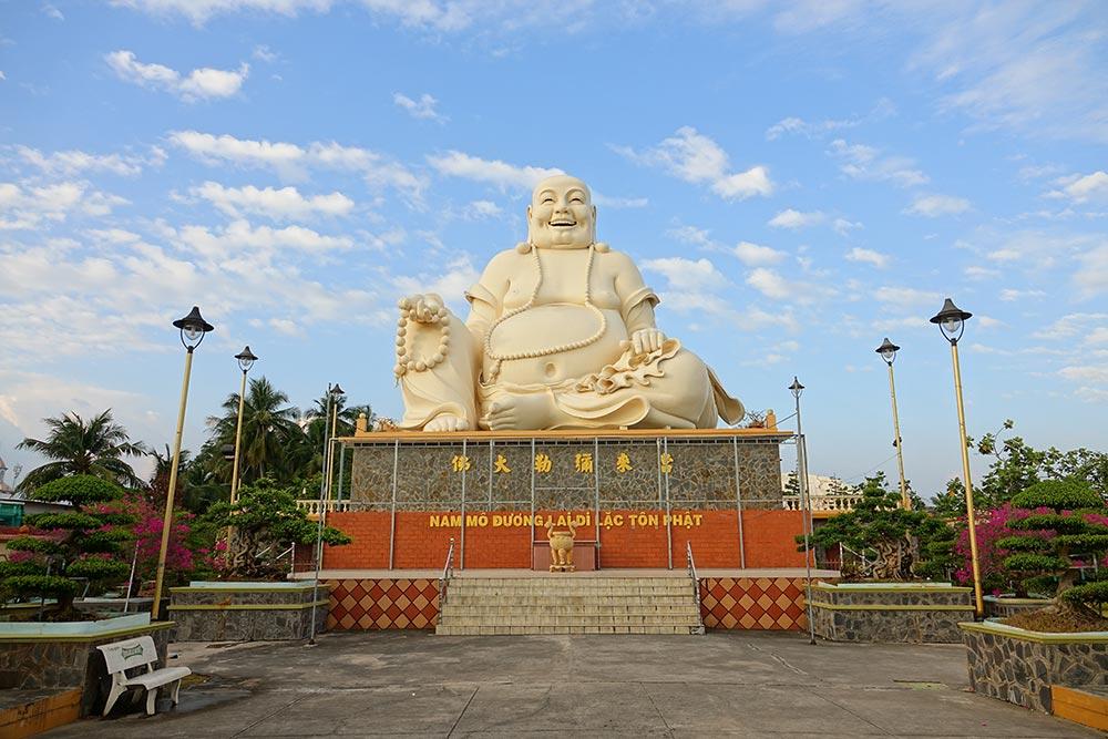 معبد بودا - ویتنام