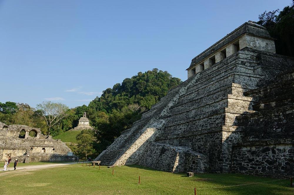 معبد تمدن مایاها در مکزیک