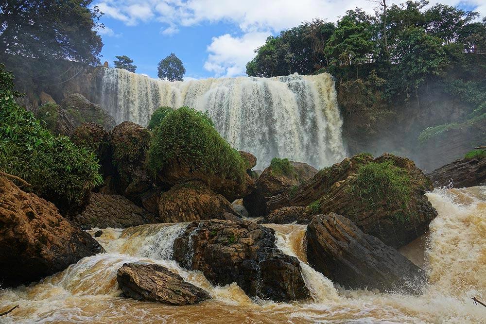 دالات - شهر آبشارهای ویتنام