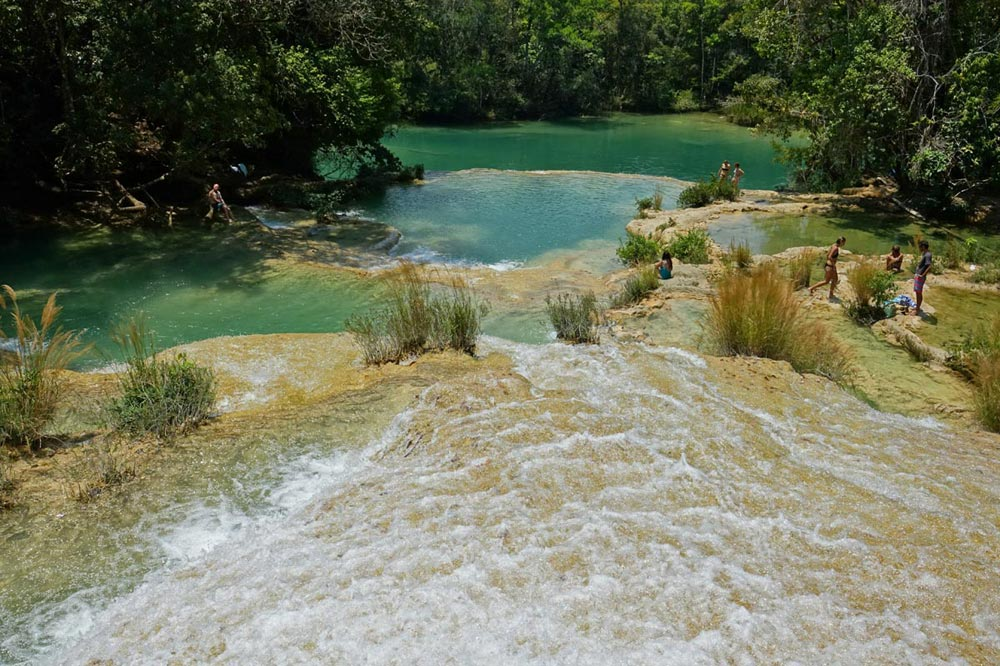 آبشارهای مکزیک