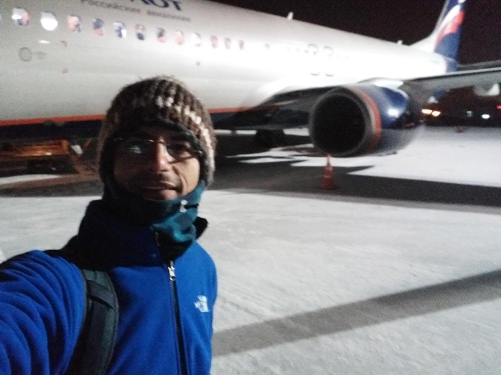 فرودگاه ایرکوتسک