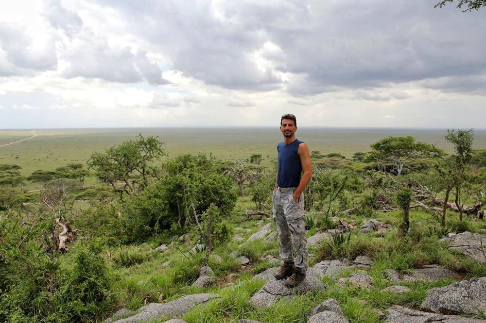 پارک ملی سرنگتی در تانزانیا