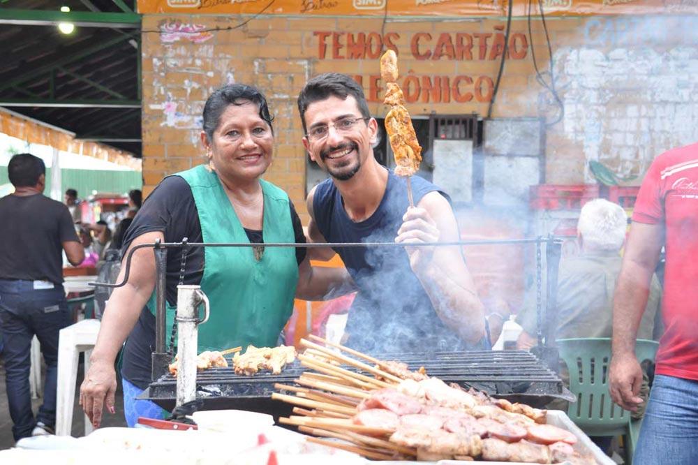 غذاهای خیابانی برزیل