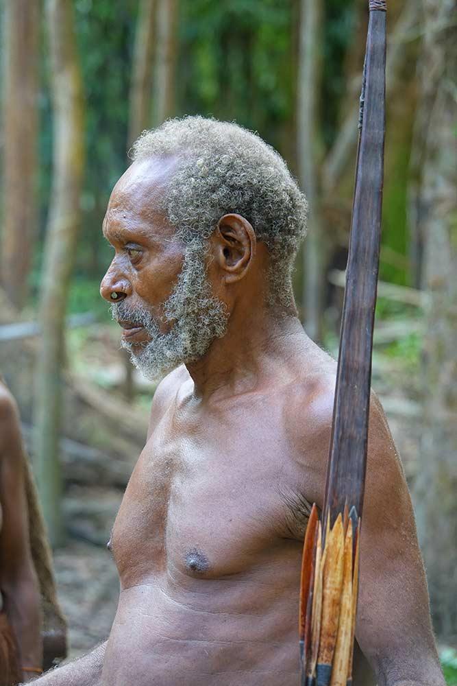 رئیس قبیله آدمخواران