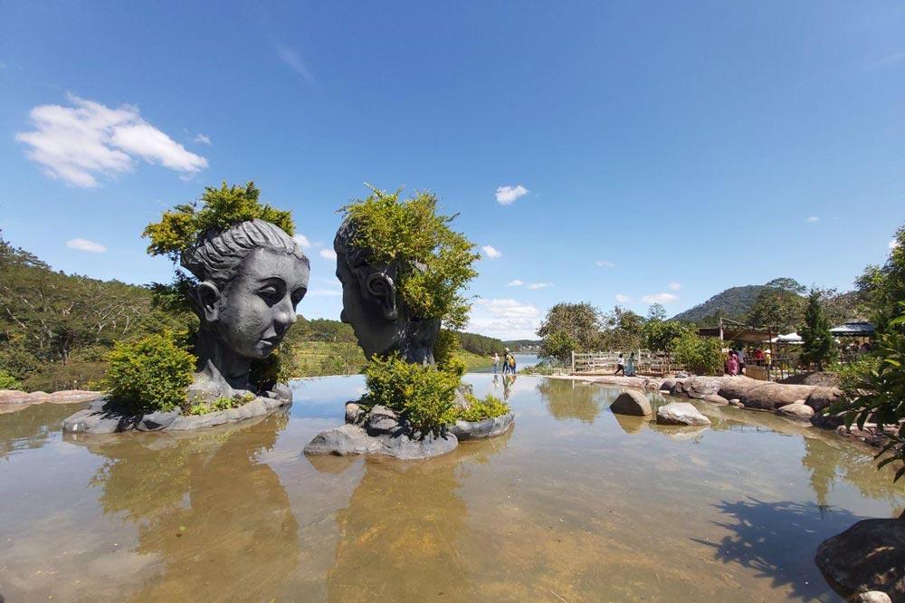 پارک مجسمه های ویتنام
