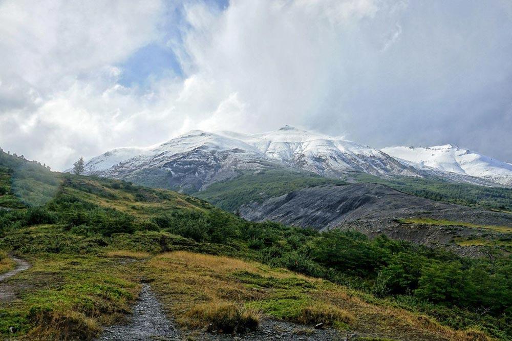 پارک ملی تورس دل پاینه شیلی