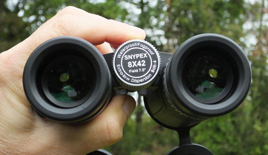 بزرگنمایی دوربین چشمی