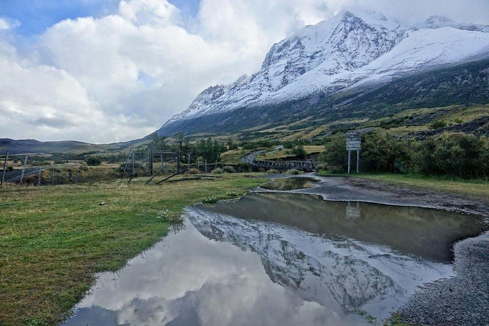 پاتاگونیا شیلی - سفرنامه شیلی