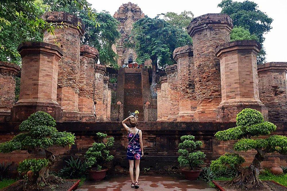 معبد هندویی - سفرنامه ویتنام