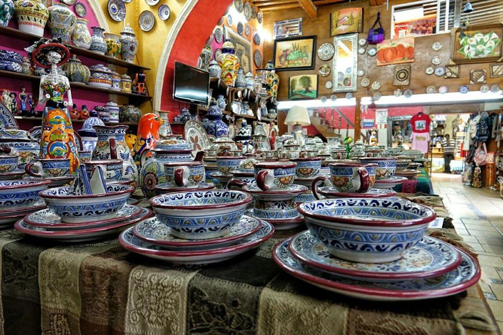 صنایع دستی مکزیک