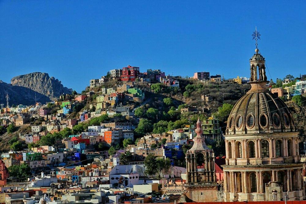 سفرنامه مکزیک - گواناخاتو