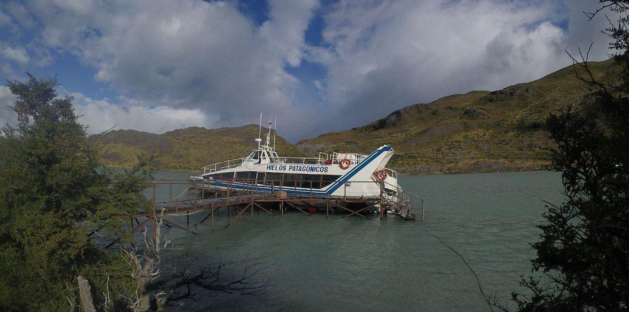دریاچه های شیلی - پاتاگونیا
