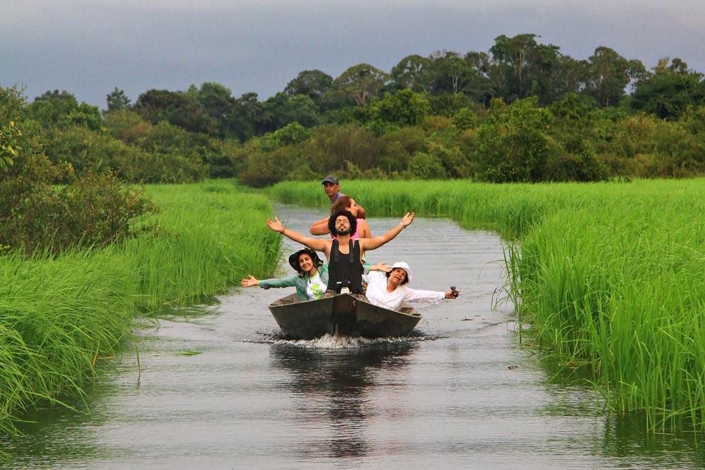 کانال های آمازون