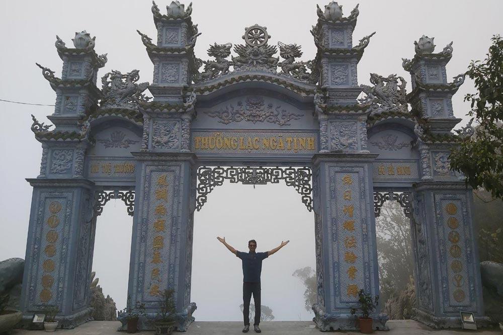 بانا هیلز در ویتنام