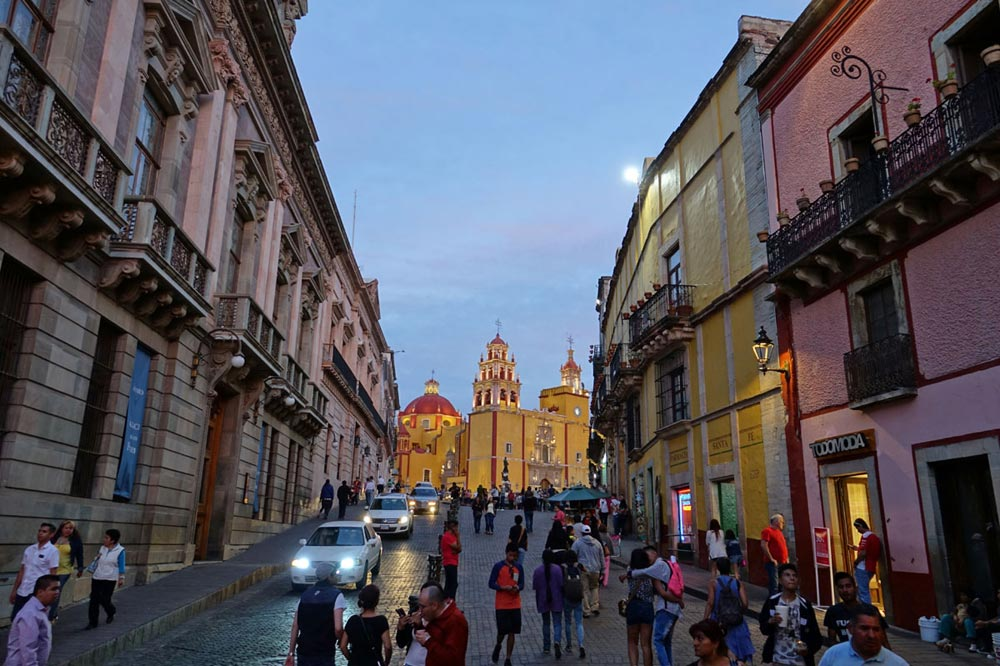 شهر رنگی مکزیک