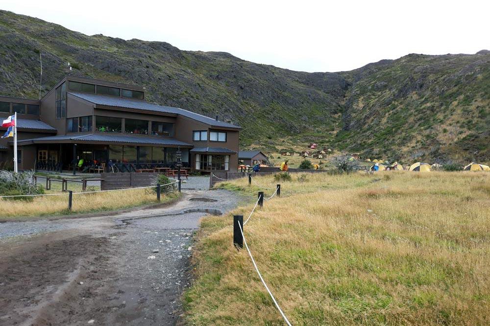 پیاده روی در پاتاپونیا شیلی