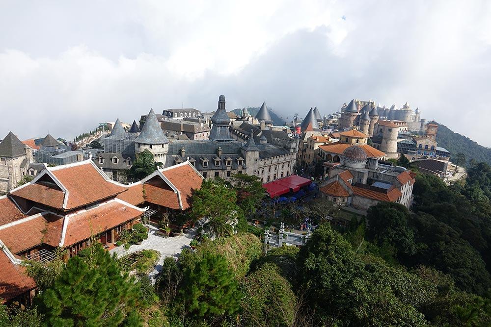 پل دستان طلایی ویتنام