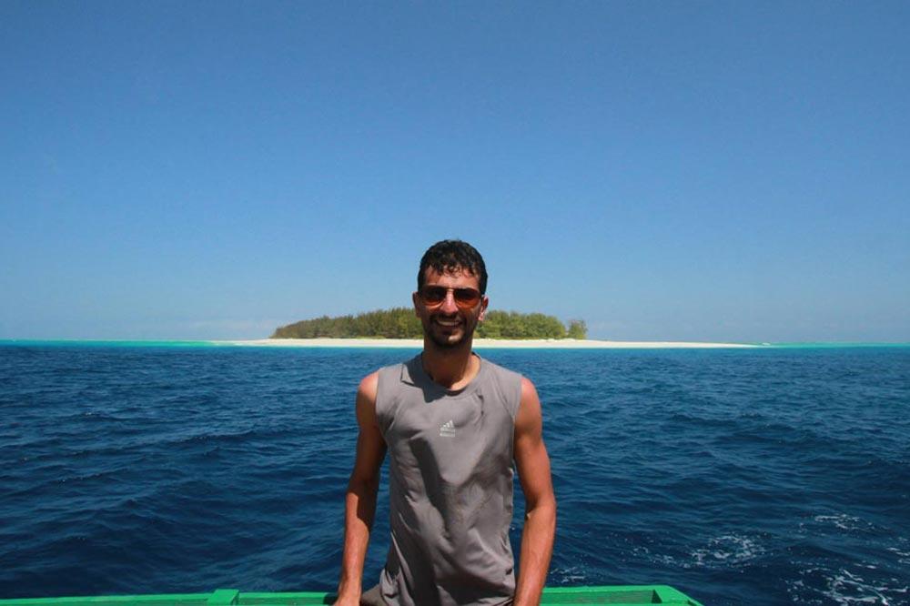 جزیره بیل گیتس