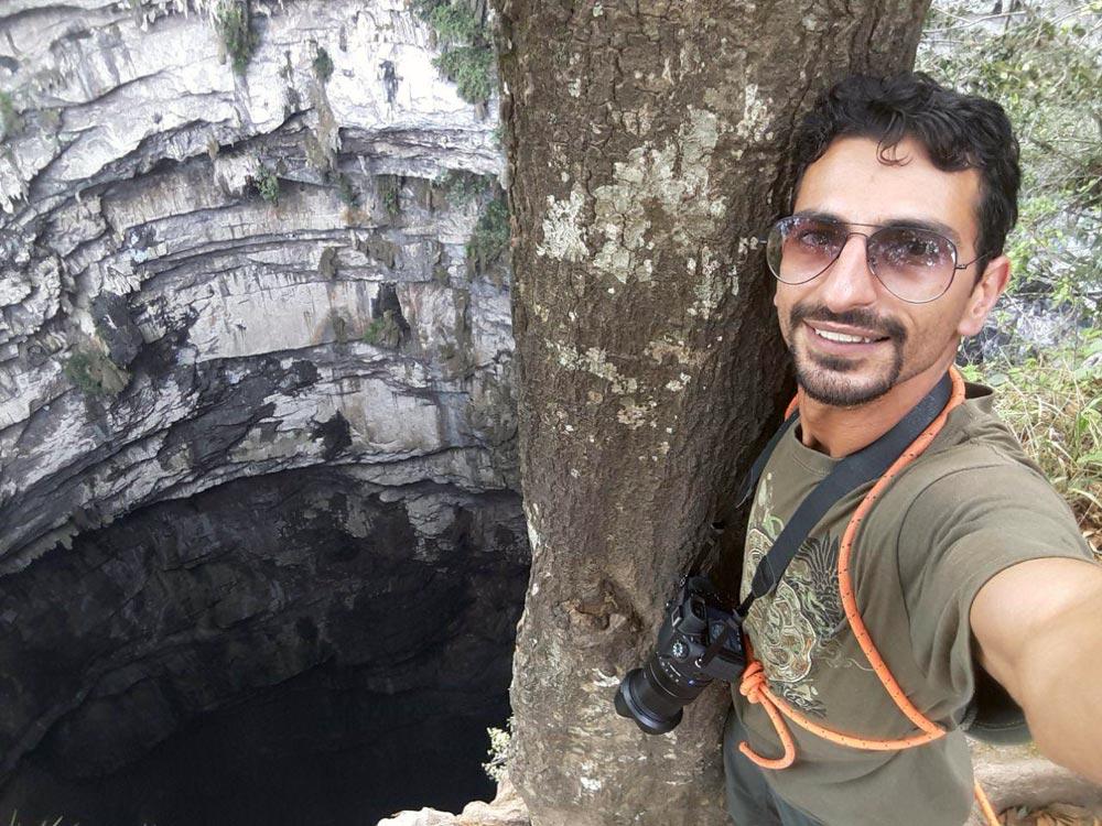 غارهای عمودی مکزیک