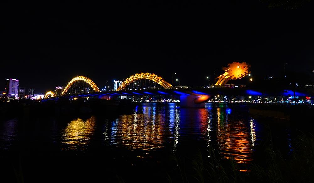 پل اژدها سفرنامه ویتنام