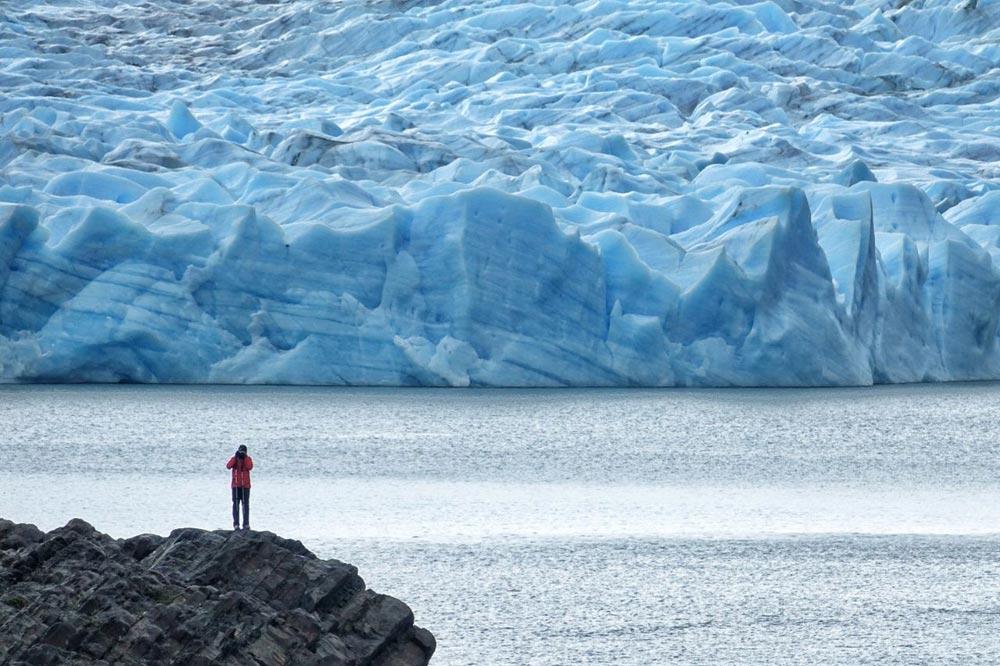 یخچال های قطبی