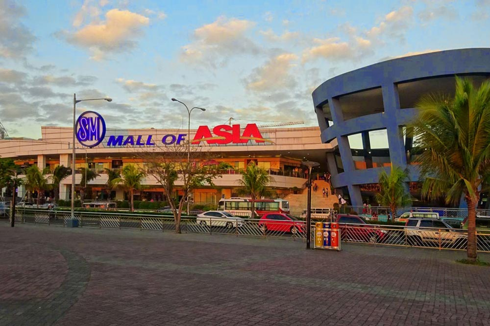 بزرگترین بازار فیلیپین
