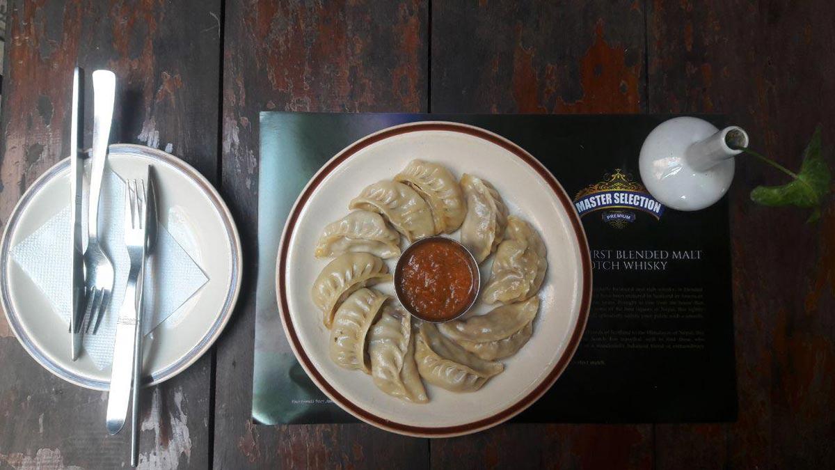 غذای سنتی نپال