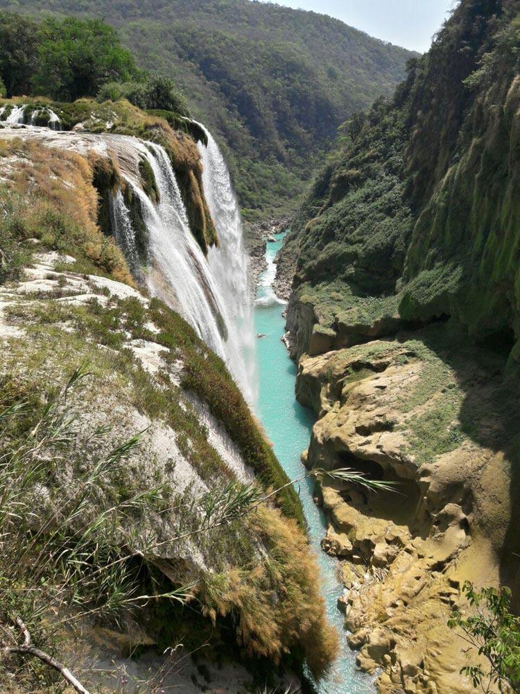 رودخانه های مکزیک