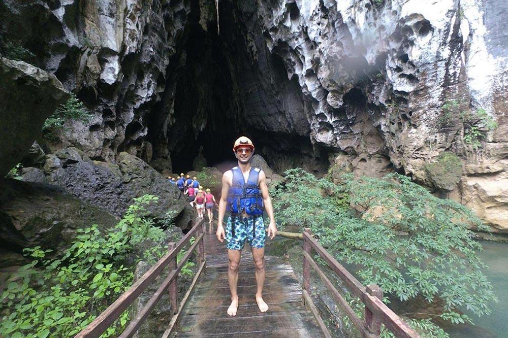 غار نوردی ویتنام