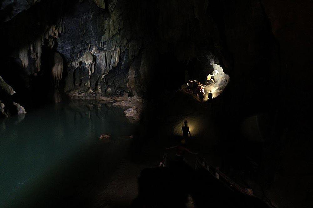 پیمایش غار سفرنامه ویتنام