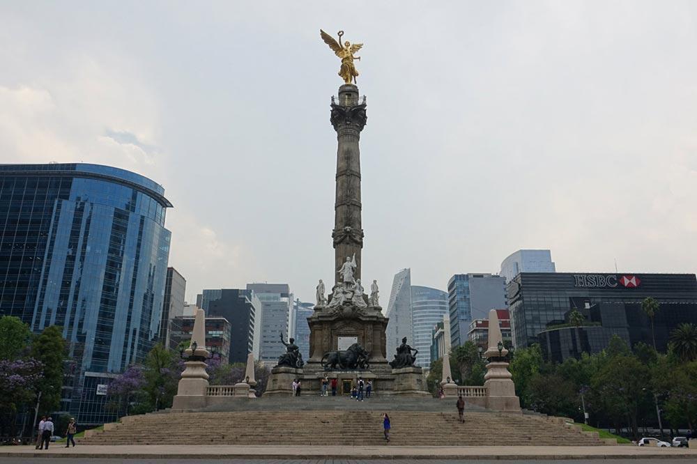 شهرگردی در مکزیکوسیتی