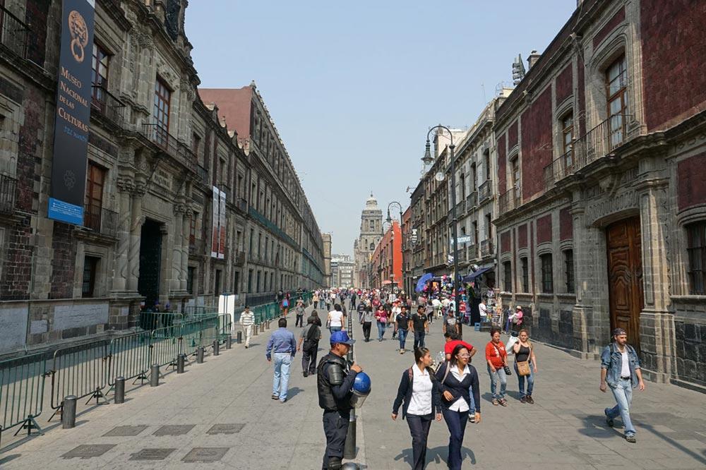 مکزیکوسیتی پایتخت مکزیک