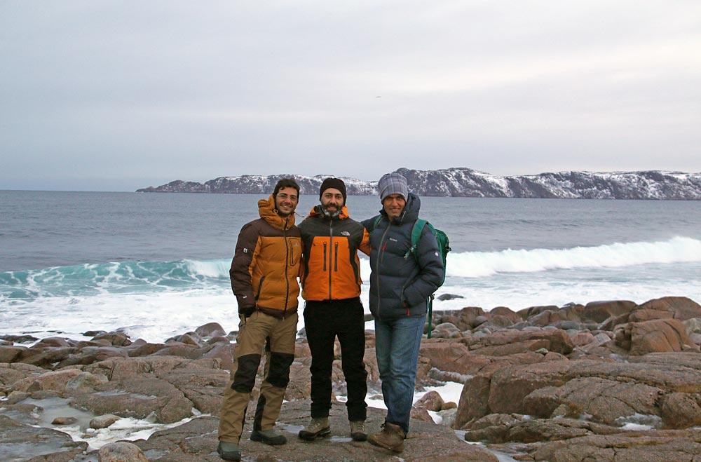 ساحل اقیانوس منجمد شمالی