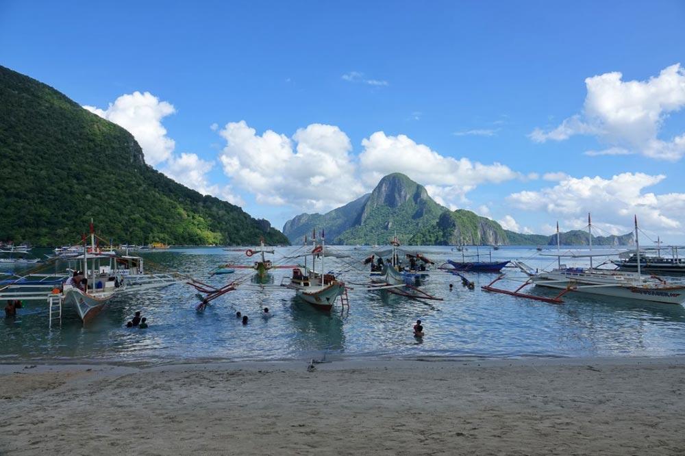 ساحل النیدو فیلیپین
