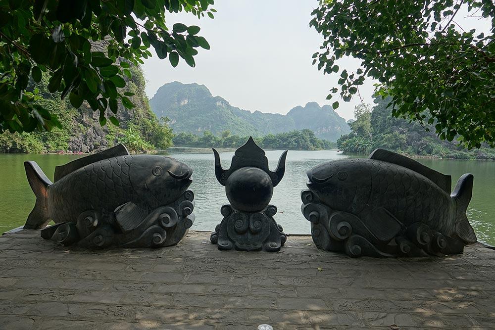 معبد ماهی ویتنام