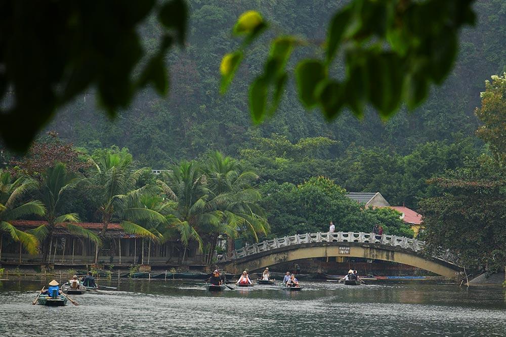 طبیعت گردی در ویتنام