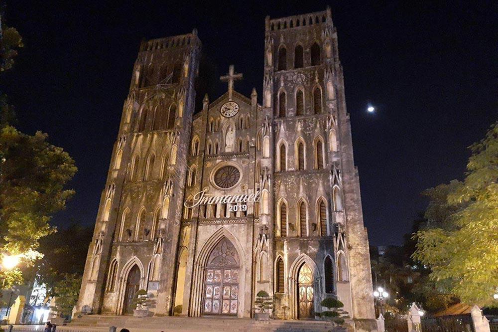 کلیسا هانوی ویتنام