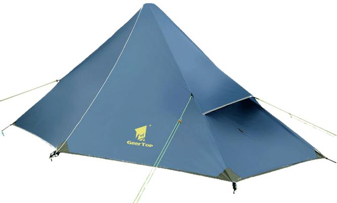 چادر هرمی