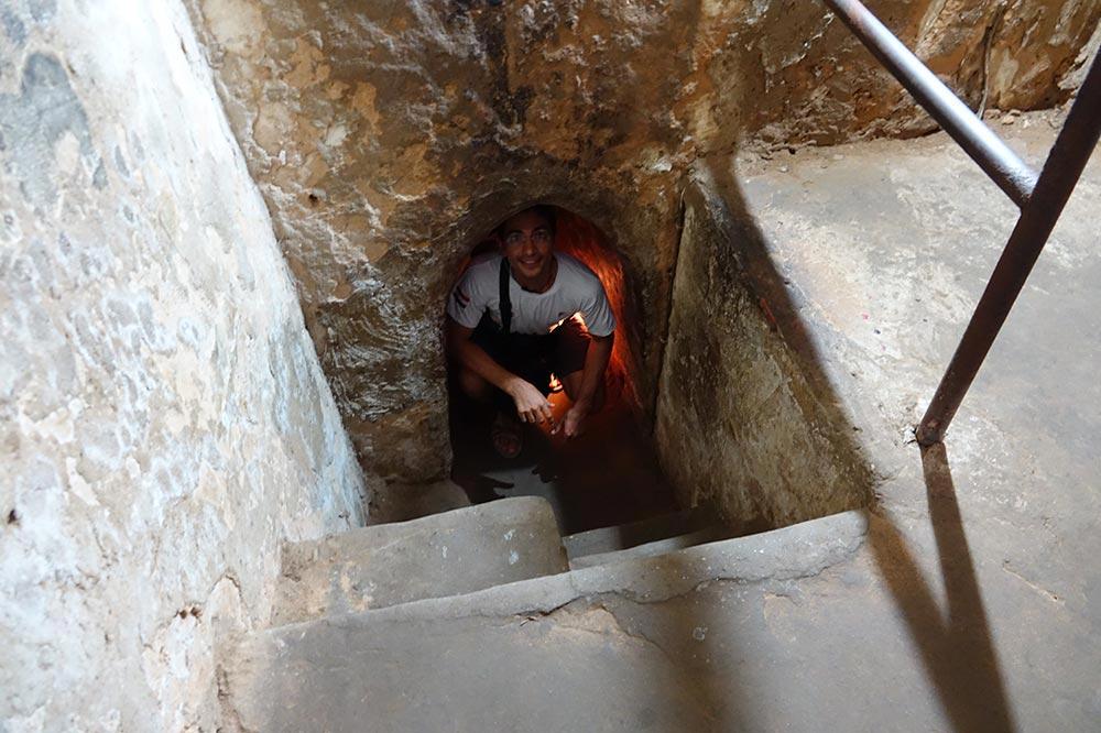 تونل های جنگ ویتنام